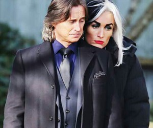 once upon a time, cruella, and ouat image