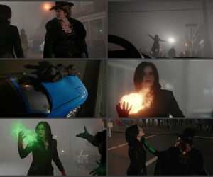 once upon a time, power, and zelena image