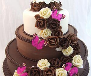 yummy chocolate cake image