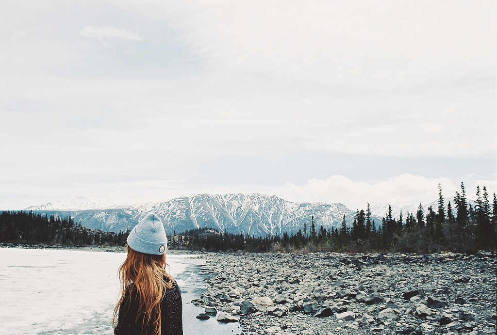 canada, cap, and forest image