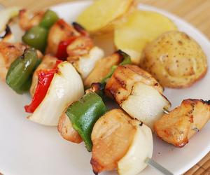 food and skewers image