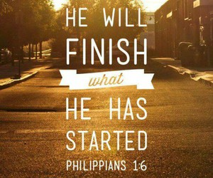 bible, bible verse, and philippians image