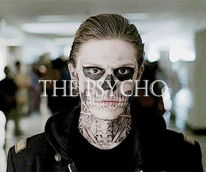 Psycho, ahs, and tate image