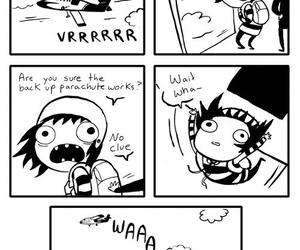 sarah andersen, comic, and funny image