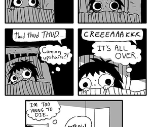 funny, sarah andersen, and cat image