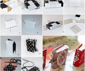 book, diy, and tutorial image