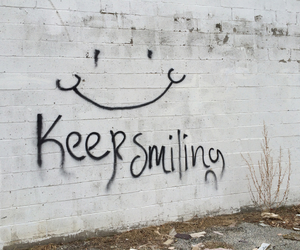 graffiti, happy, and positive image