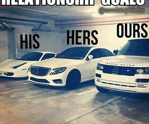 car, Relationship, and goals image