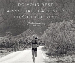 fitness, sports, and run image
