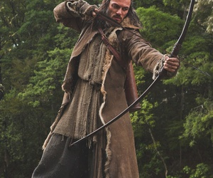 archery and the hobbit image