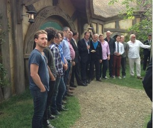 the hobbit and the hobbit cast image