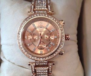 watch, luxury, and Michael Kors image