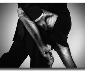 dance, tango, and passion image