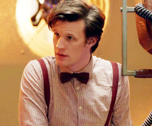 matt smith, doctor who, and 11th doctor image