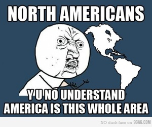 funny, Latin America, and north america image