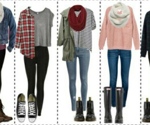 accessoires, fashion, and girl image