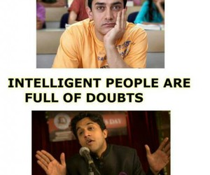 funny, true, and doubt image