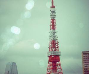 asia, tokio, and clouds image