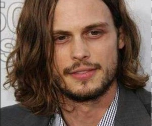 matthew gray gubler, handsome, and long hair image