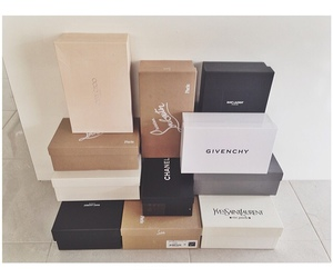 shoes, Givenchy, and YSL image