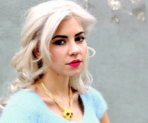 marina and the diamonds and marina diamandis image