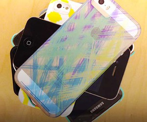 samsung, yellow, and phone cases image