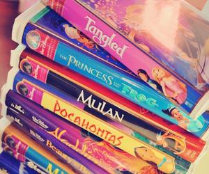 disney, movies, and princess image