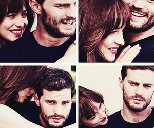 couple, perfect, and Jamie Dornan image