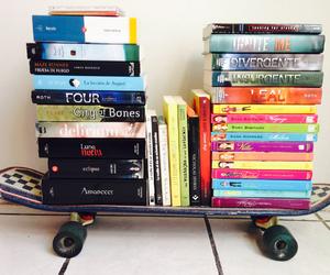 books, delirium, and four image