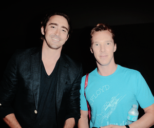 lee pace, benedict cumberbatch, and the hobbit image