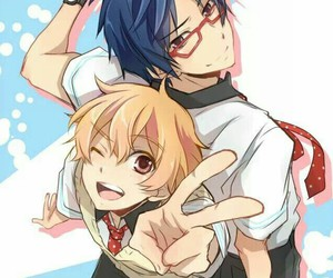 anime, free, and rei image