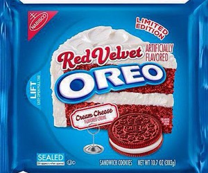 oreo and red velvet image