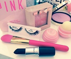 mac, pink, and eos image