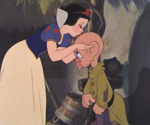 disney, snow white, and girl image