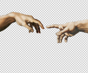 art, hands, and grunge image