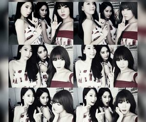 girls generation, jessica, and tiffany image