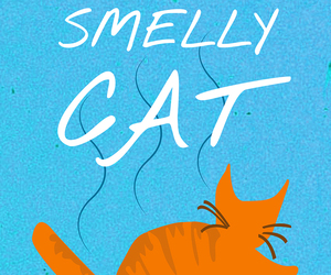 smelly cat and friends image