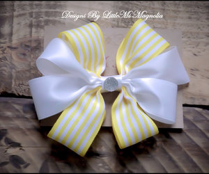 babygirl, girls, and hairbow image