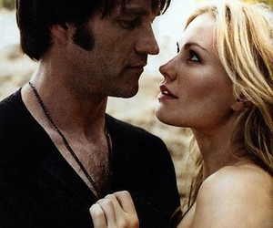 true blood, bill compton, and stephen moyer image