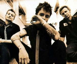 billie joe armstrong, mike dirnt, and green day image