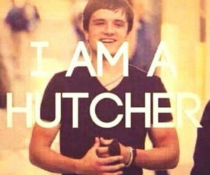hutcher, josh hutcherson, and love image