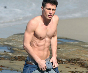 colton, perfect body, and model image