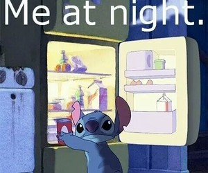 night, food, and funny image