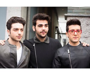 Armani, milan, and il volo image
