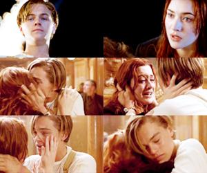 love, titanic, and rose image