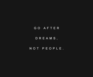 quotes, Dream, and people image