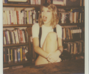 1989, Taylor Swift, and polaroid image