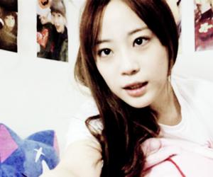 girl, korean, and kara image
