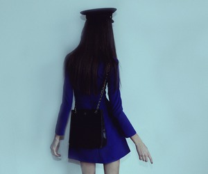 blue, classy, and grunge image