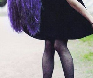 boots, hair, and pale image
